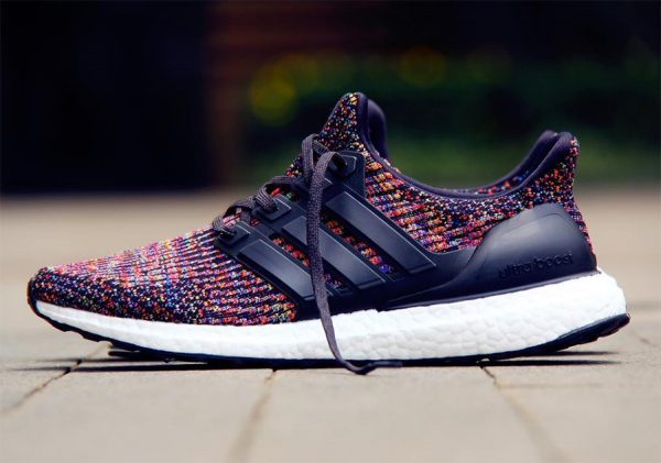 Chaussure Adidas Ultra Boost 3.0 LTD Multicolor Rainbow