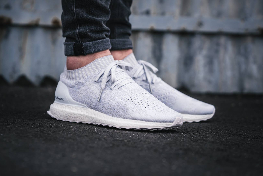 Adidas Ultra Boost Uncaged 'Crystal White'