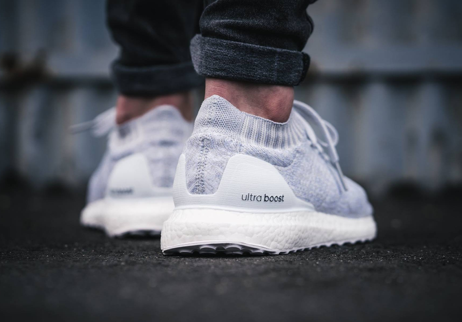 adidas ultra boost blanc uncaged