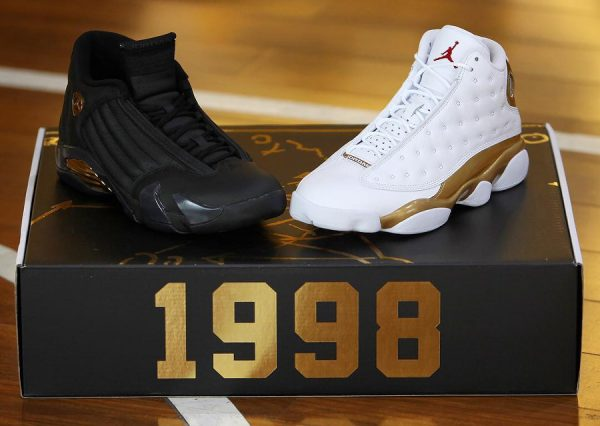 Chaussure Air Jordan 13 14 DMP 1998 Defining Moments Pack