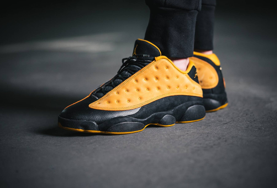 Chaussure Air Jordan 13 Retro Low Chutney 2017 (3)