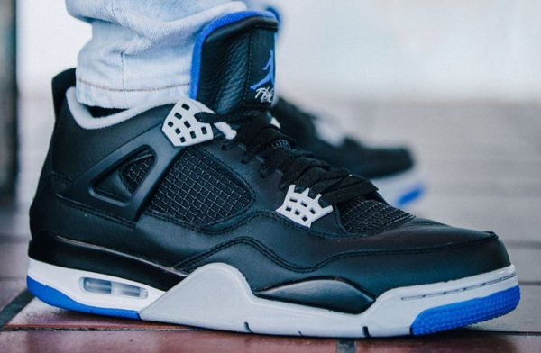Air Jordan 4 Retro 'Motorsport Away'