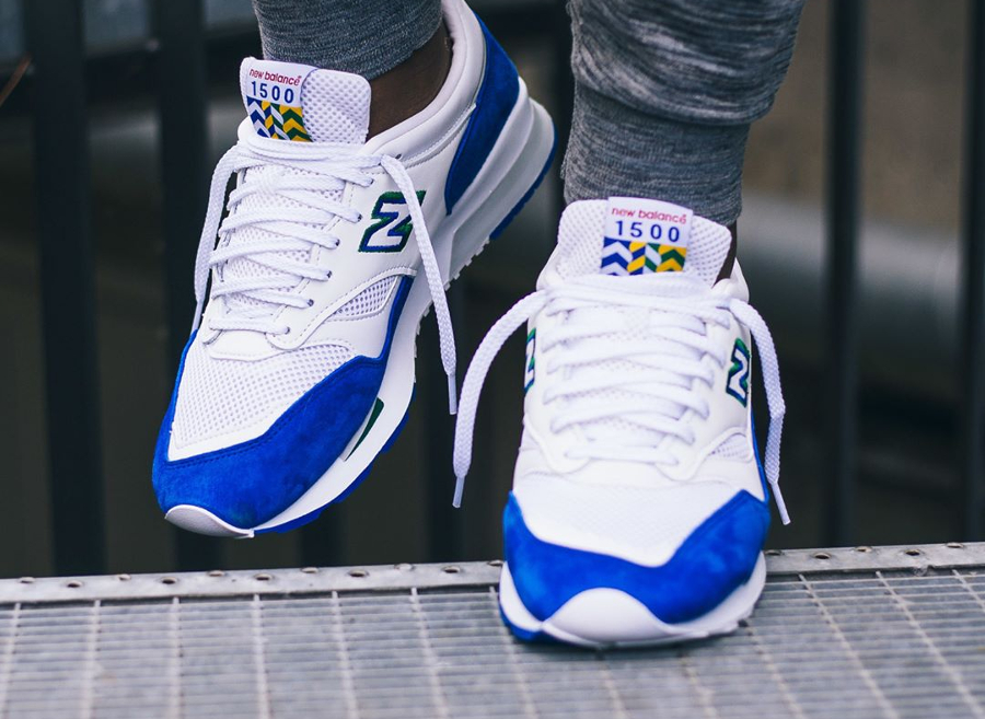 New Balance 1500 'Cumbrian' (Made in UK)