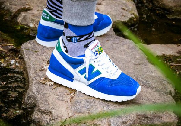 New Balance 770 'Cumbrian' (Made in UK)