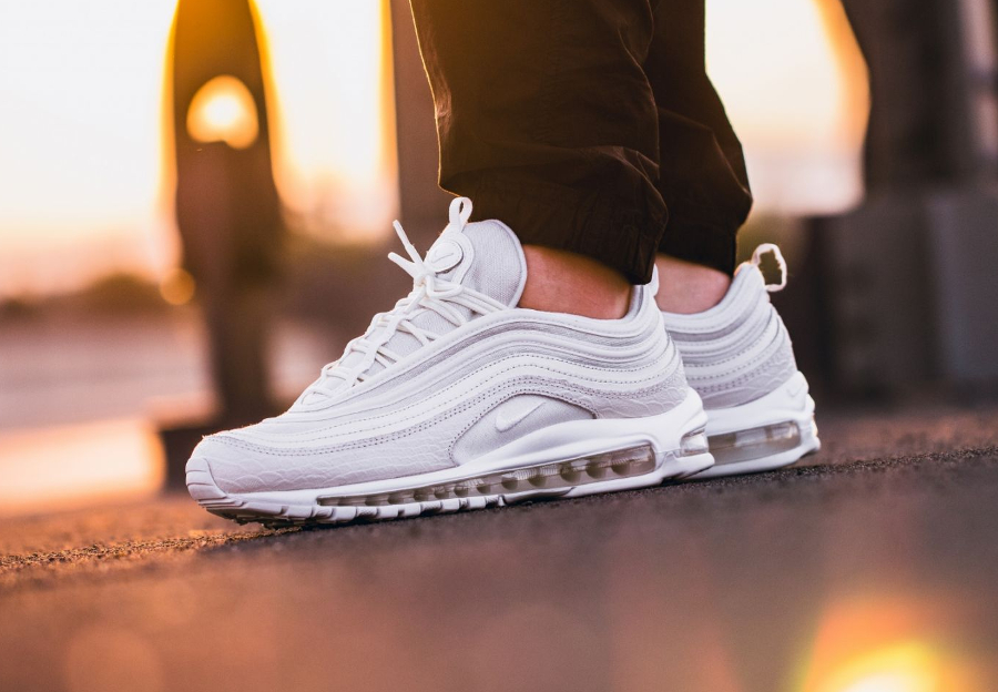 air max the blanche