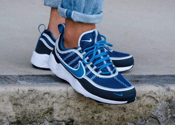 Chaussure Nike Air Spiridon 16 Armory Navy (1)