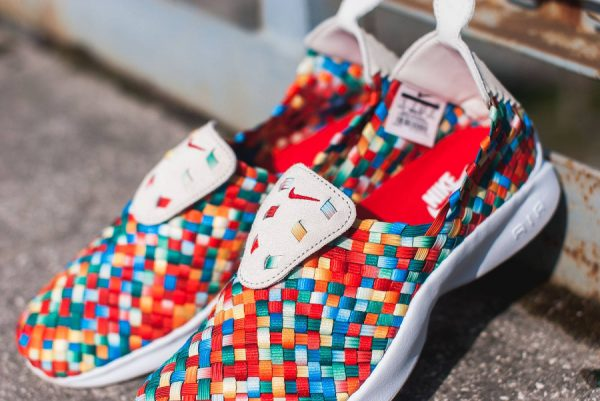 Chaussure Nike Air Woven Premium Multicolor (2)