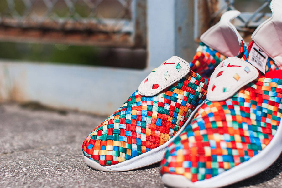 Chaussure Nike Air Woven Premium Multicolor (4)