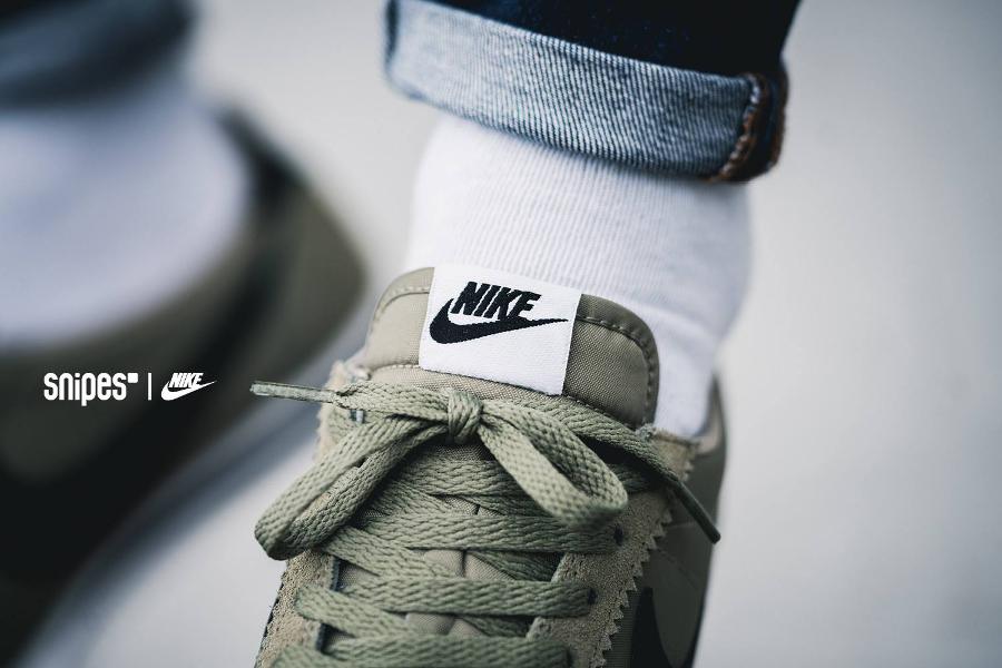 Chaussure Nike Classic Cortez Nylon homme Trooper (4)