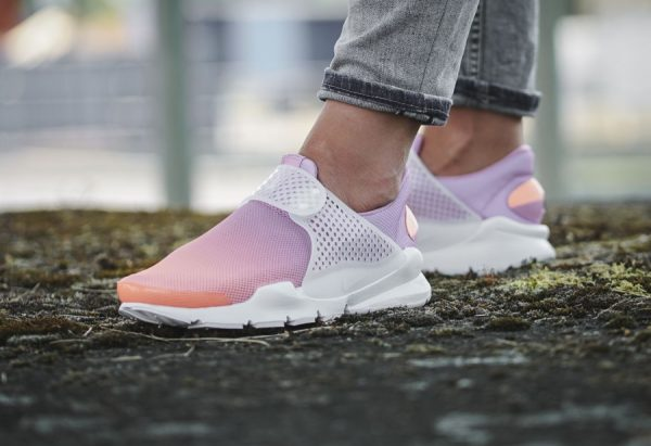 Chaussure Nike Sock Dart BR Breathe femme Sunset Glow