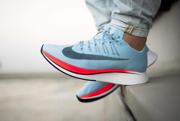 Nike Zoom Fly 'Ice Blue'