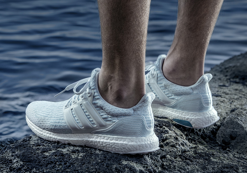Chaussure Parley x Adidas Ultra Boost 3.0 Icey Blue (5)