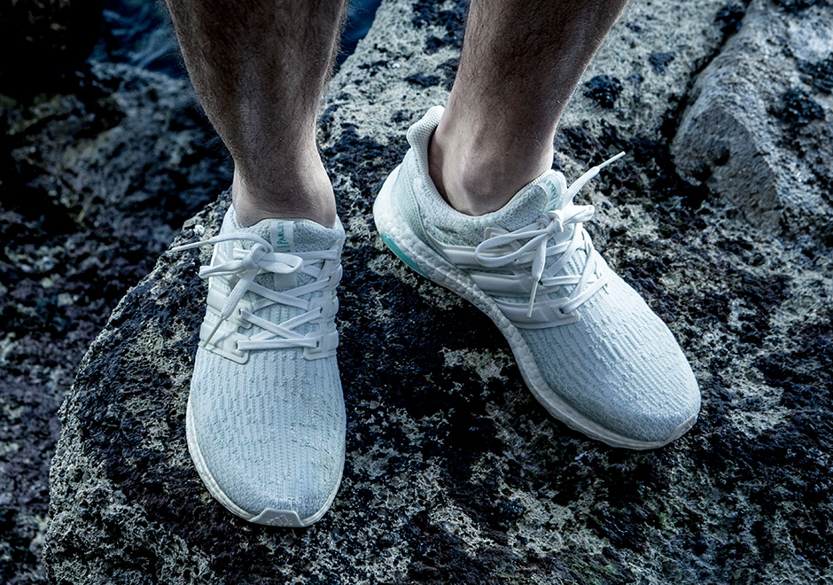 Chaussure Parley x Adidas Ultra Boost 3.0 Icey Blue (6)