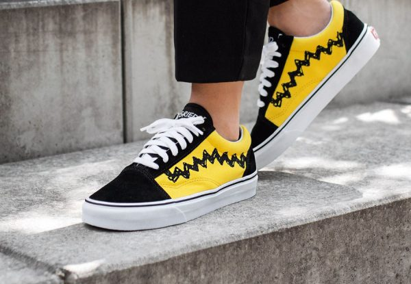 Peanuts x Vans Old Skool 'Good Grief'