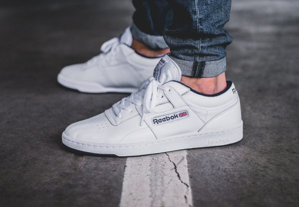 Chaussure Reebok Club C 85 Workout CB White