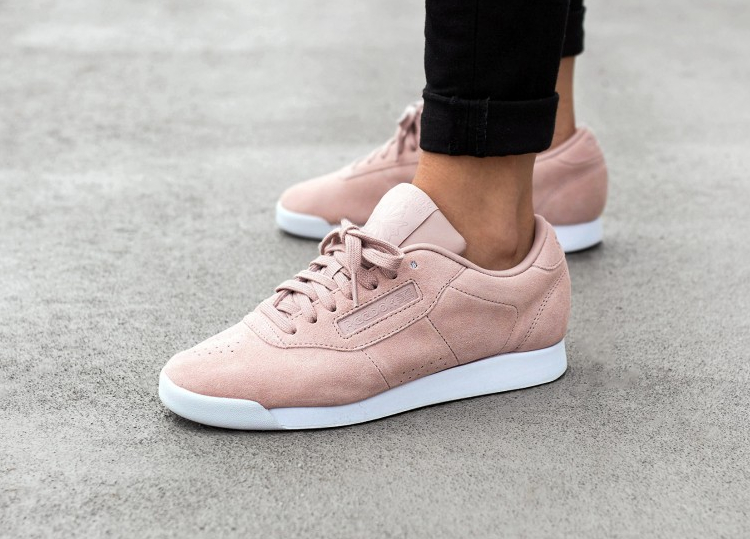 Reebok Princess 'Shell Pink' (pack Elevated Basics)