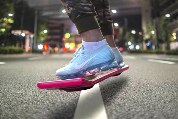 Hoverboard x Nike Air Vapormax Light Blue - @yacerukawa