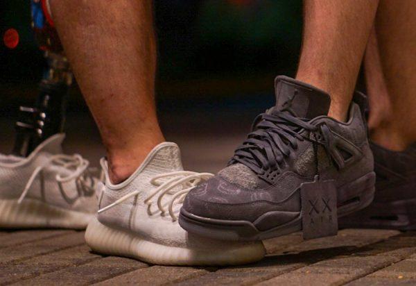 Les 20 meilleures sneakers de 2017