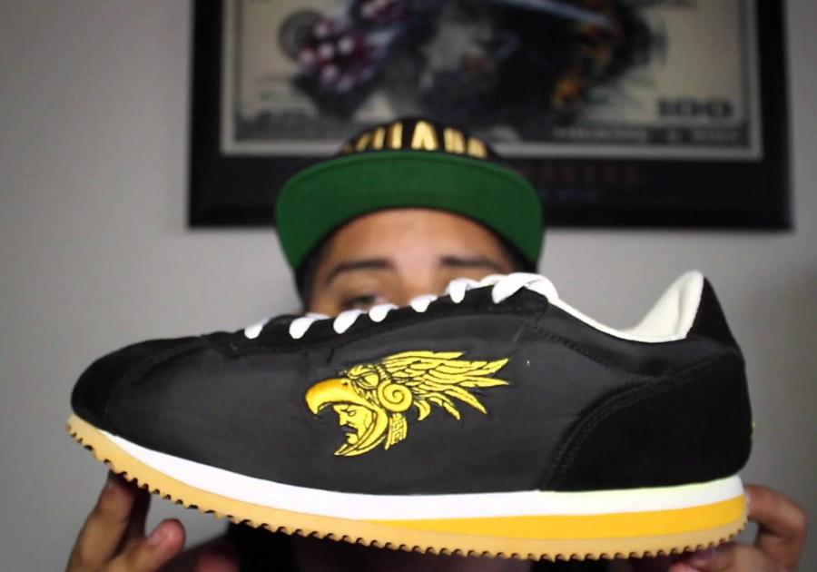 Mr Catoon x Nike Cortez Aztec