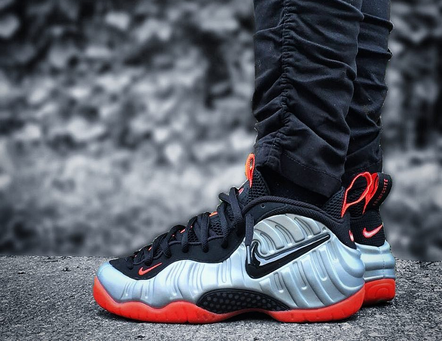 Nike Air Foamposite Crimson - @jonathan284