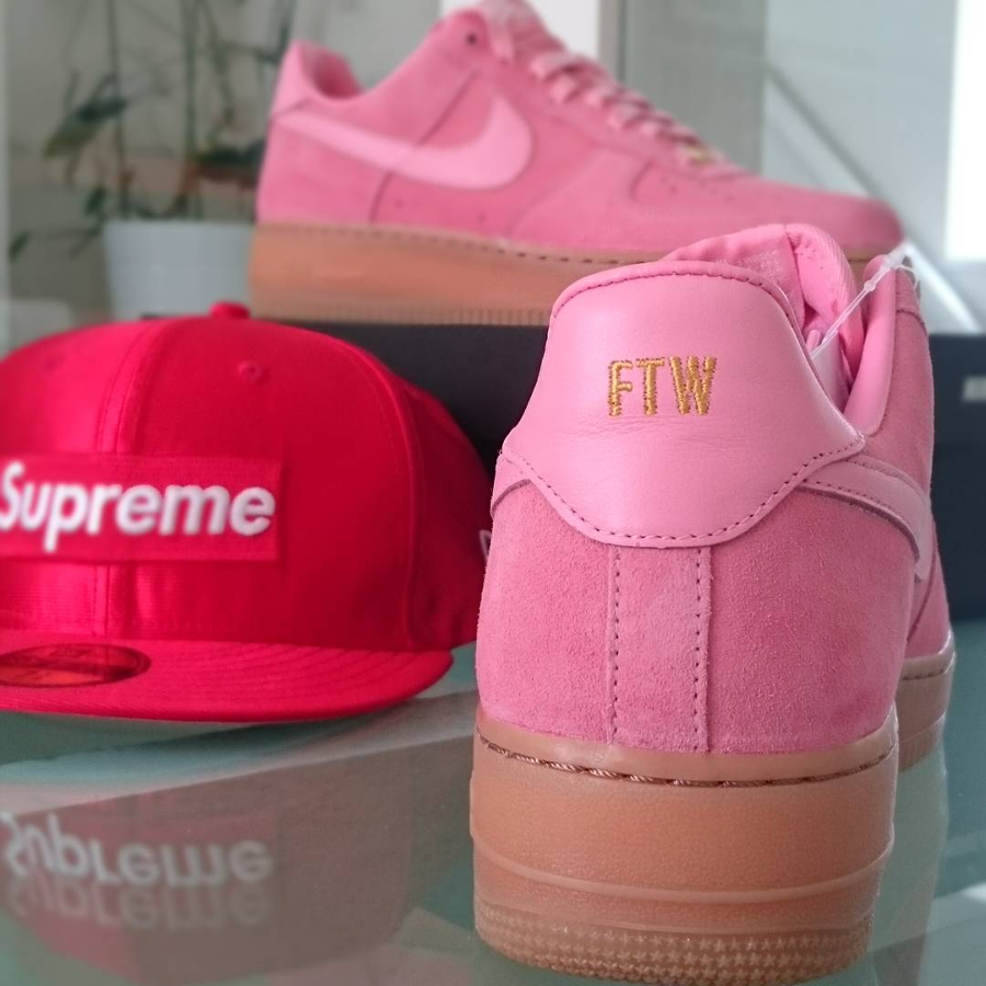 Nike Air Force 1 Low ID Supreme BLAZER LOW GT