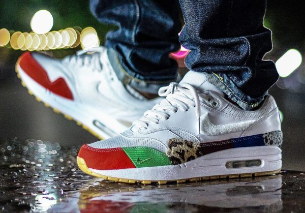 Nike Air Max 1 Master Friends Family meilleures sneakers 2017