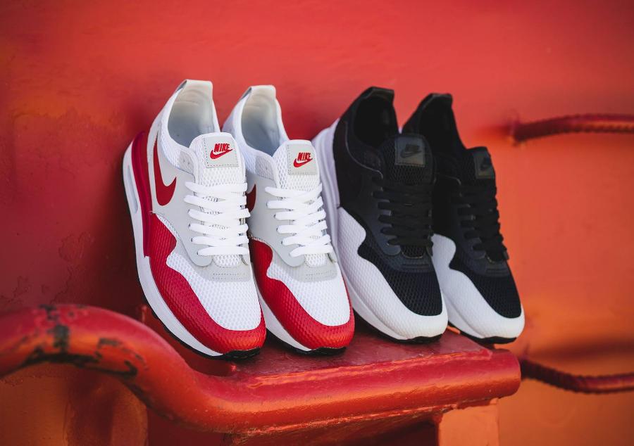 Nike Air Max 1 Royal SE 'Red & Black/White'