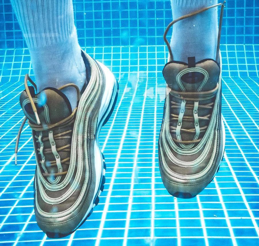 Nike Air Max 97 Metallic Gold - @bratosiewicz