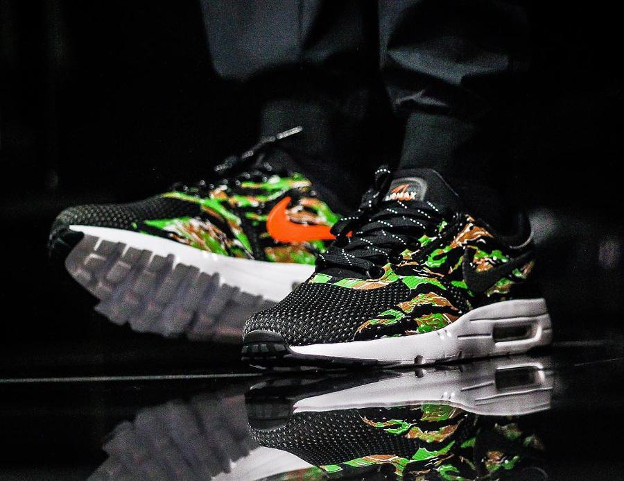 Nike Air Max Zero ID Tiger Camo - @solelove1