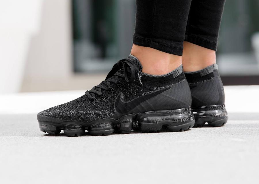 best service outlet online exclusive shoes Nike Air Vapormax Flyknit Noire Triple Black : notre avis