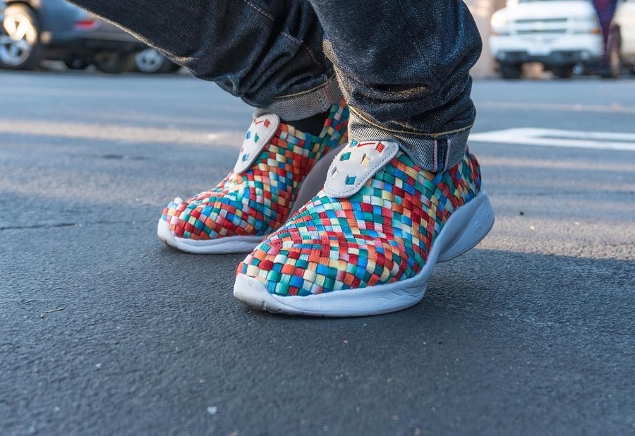 Nike Air Woven Premium Multicolor - @khoi.do
