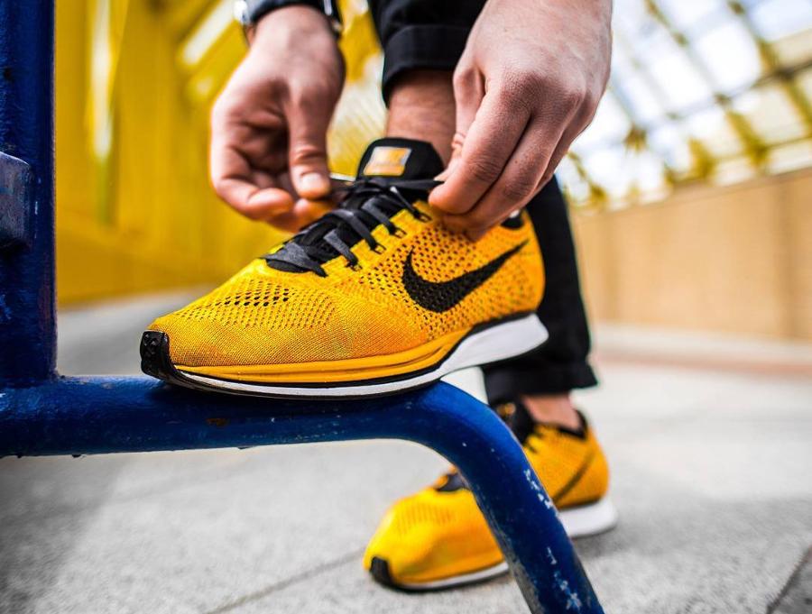 Nike Flyknit Racer Cheetos - @whoisstepan