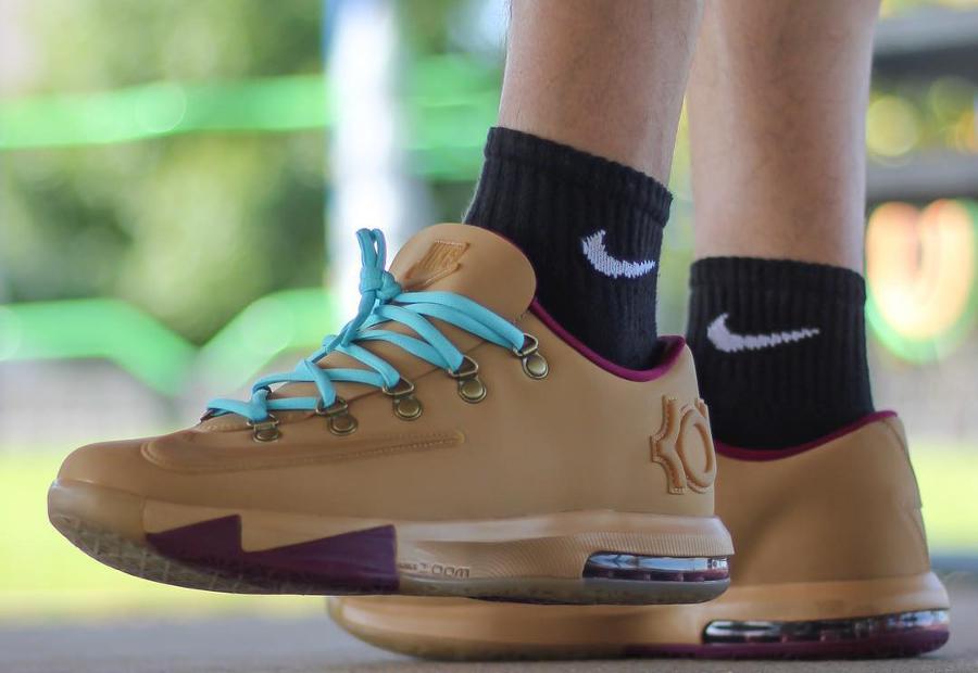 Nike KD 6 EXT Gum - @lifeofjuantwo