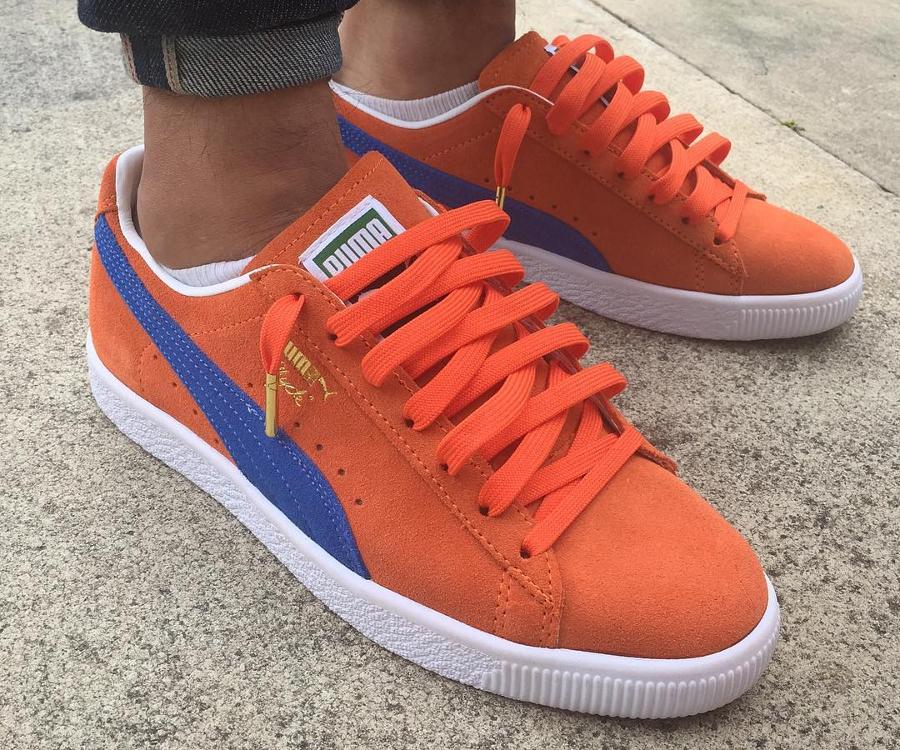 Puma Clyde NYC - @sneakerish