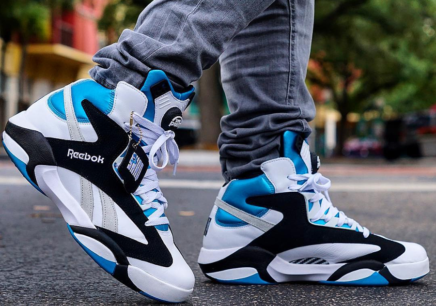 Reebok Pump Shaq Attaq OG Home - @pr_sneaks23