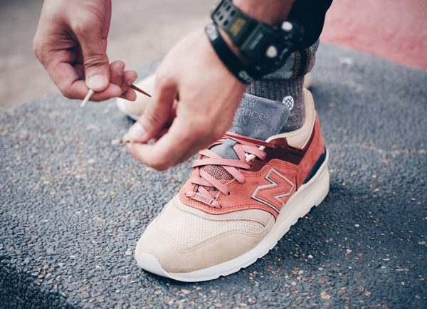 Stance x New Balance M997ST Art of the Kit - @ricksikreto