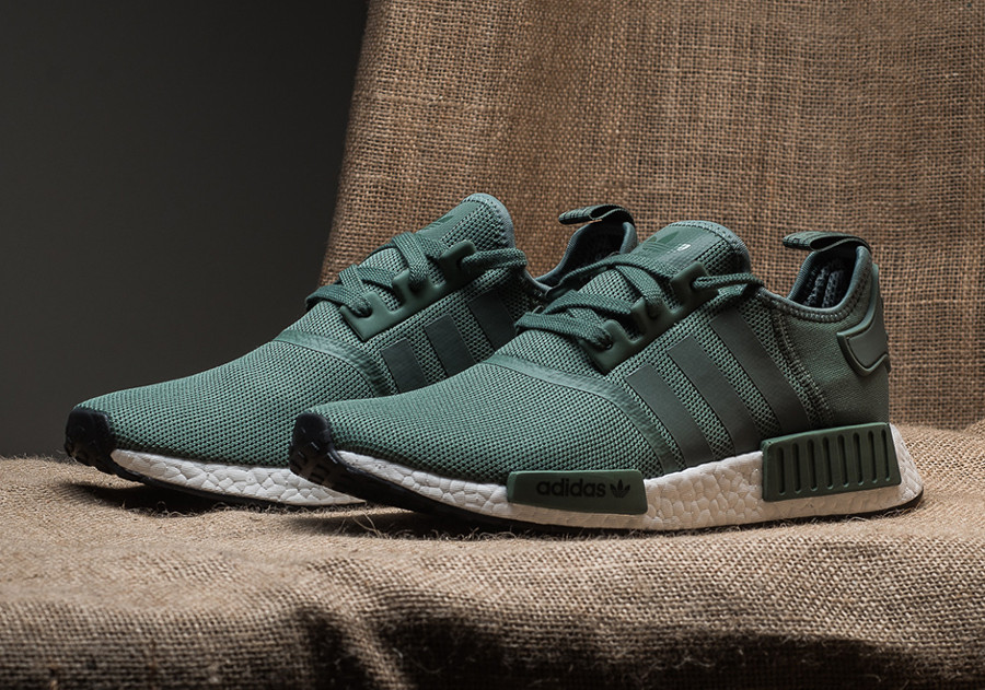Adidas NMD R1 Trace Green pas cher