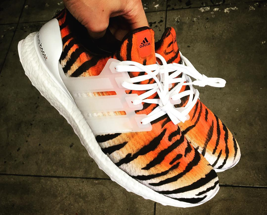 Adidas Ultra Boost 3.0 Tiger Boost