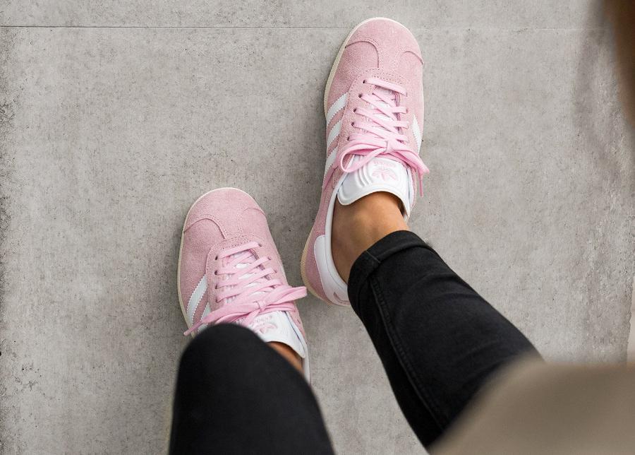 Basket Adidas Gazelle W Wonder Pink (2)