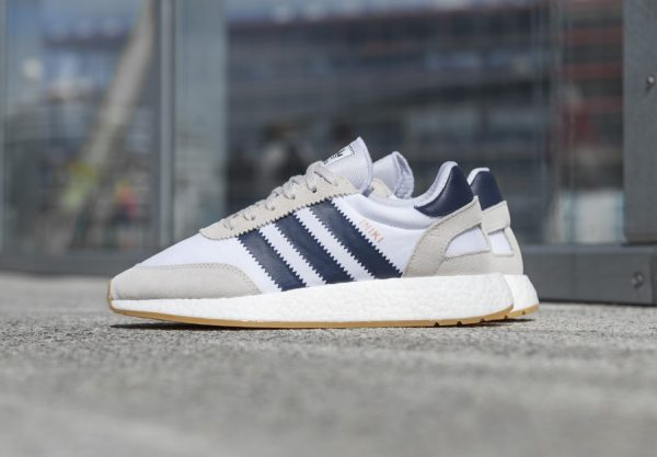 Adidas Iniki Runner 'White Navy Gum'
