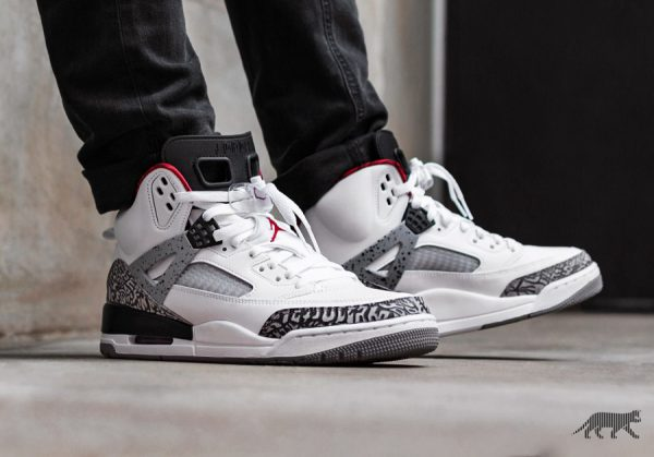 premium selection b1515 b7812 Basket Air Jordan Spizike OG Retro White Cement (1)