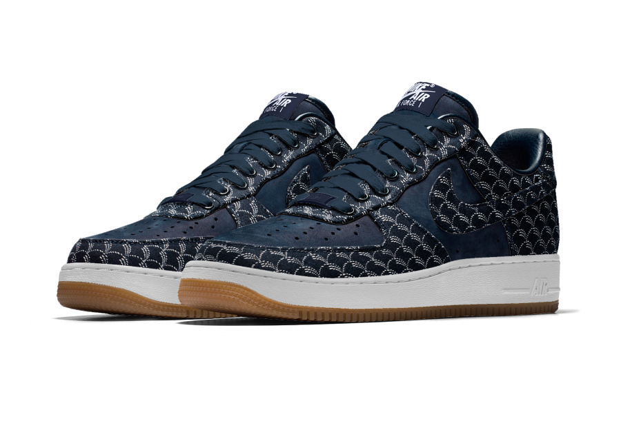 Basket Nike Air Force 1 ID Japanese Textile (1)