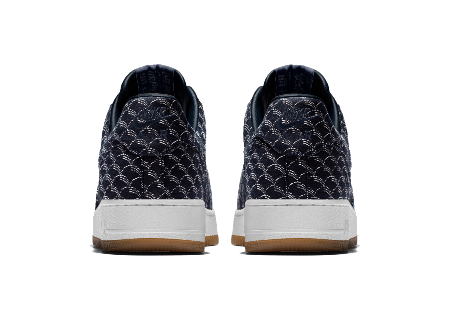 Basket Nike Air Force 1 ID Japanese Textile (6)
