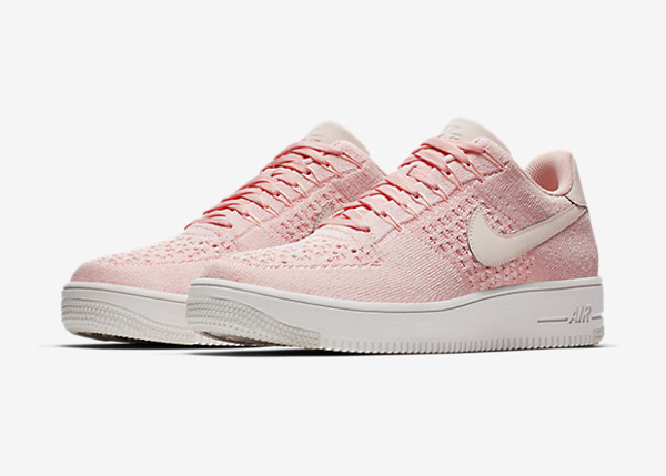 Basket Nike Air Force 1 Ultra Flyknit Low Sunset Tint (1)