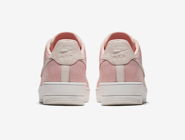 Basket Nike Air Force 1 Ultra Flyknit Low Sunset Tint (2)