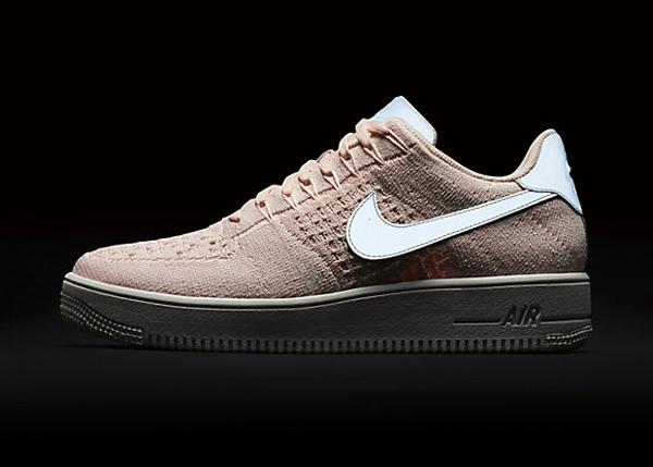 Tint'Où Force Air L'acheter Flyknit 'sunset Low Nike 1 Rose zqUVSMpG
