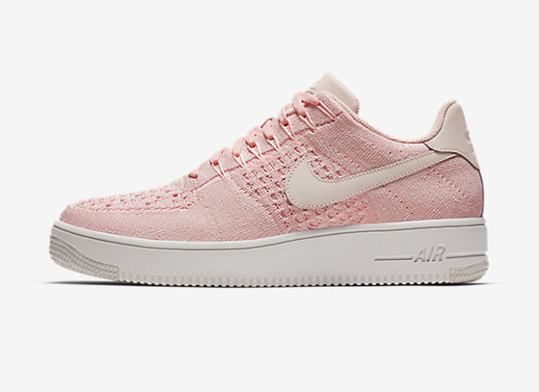 Basket Nike Air Force 1 Ultra Flyknit Low Sunset Tint (4)