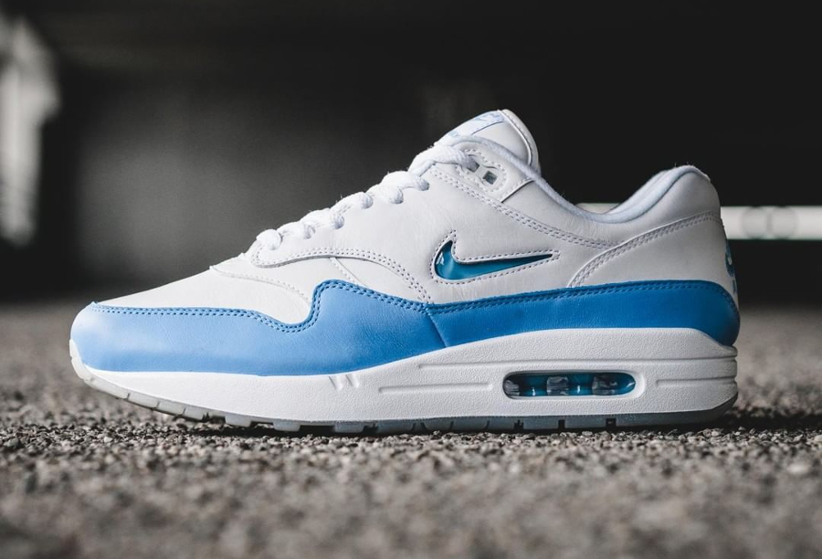 Basket Nike Air Max 1 PRM Jewel University Blue