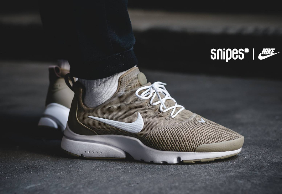 Basket Nike Air Presto Fly Khaki (3)