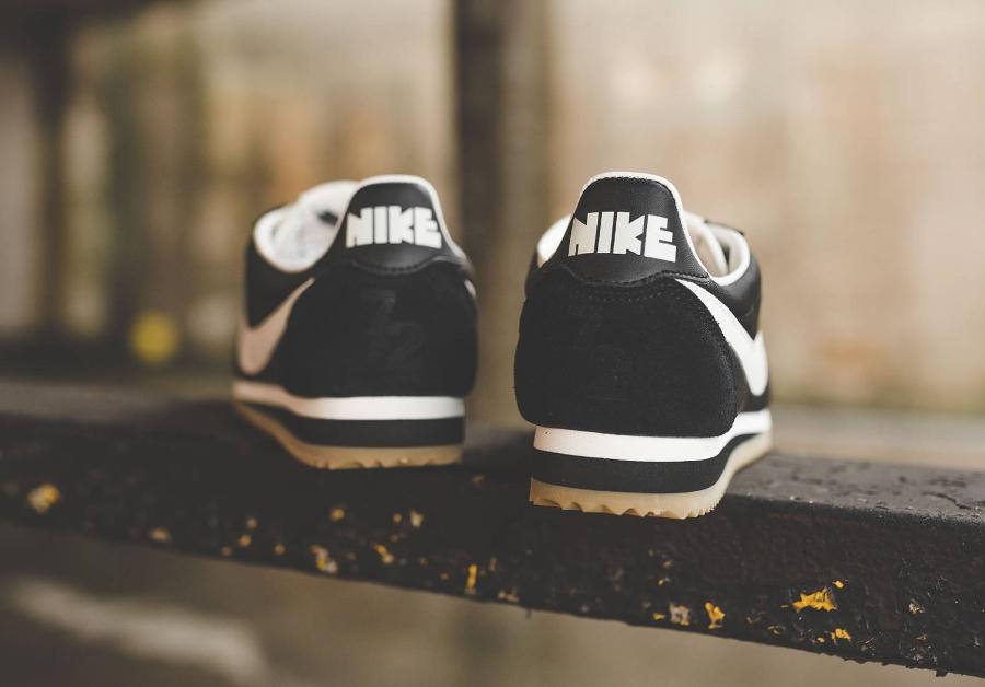 Basket Nike Cortez Nylon Premium Black Gum (3)